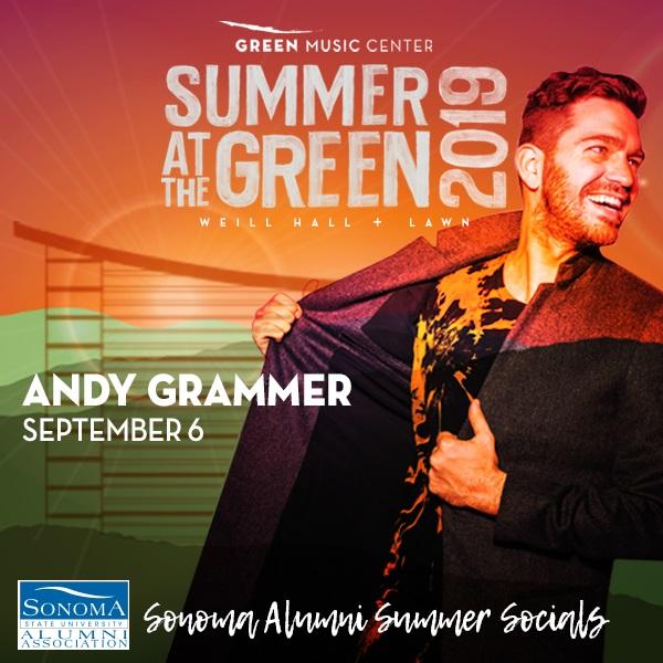 SSU Alumni Link - Andy Grammer 2019