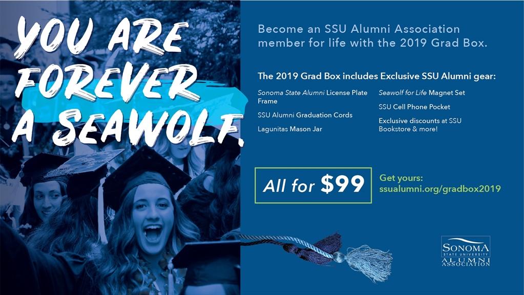 SSU Alumni Link - Grad Box 2018