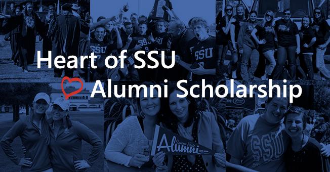 SSU Alumni Link - Heart of SSU Scholarship